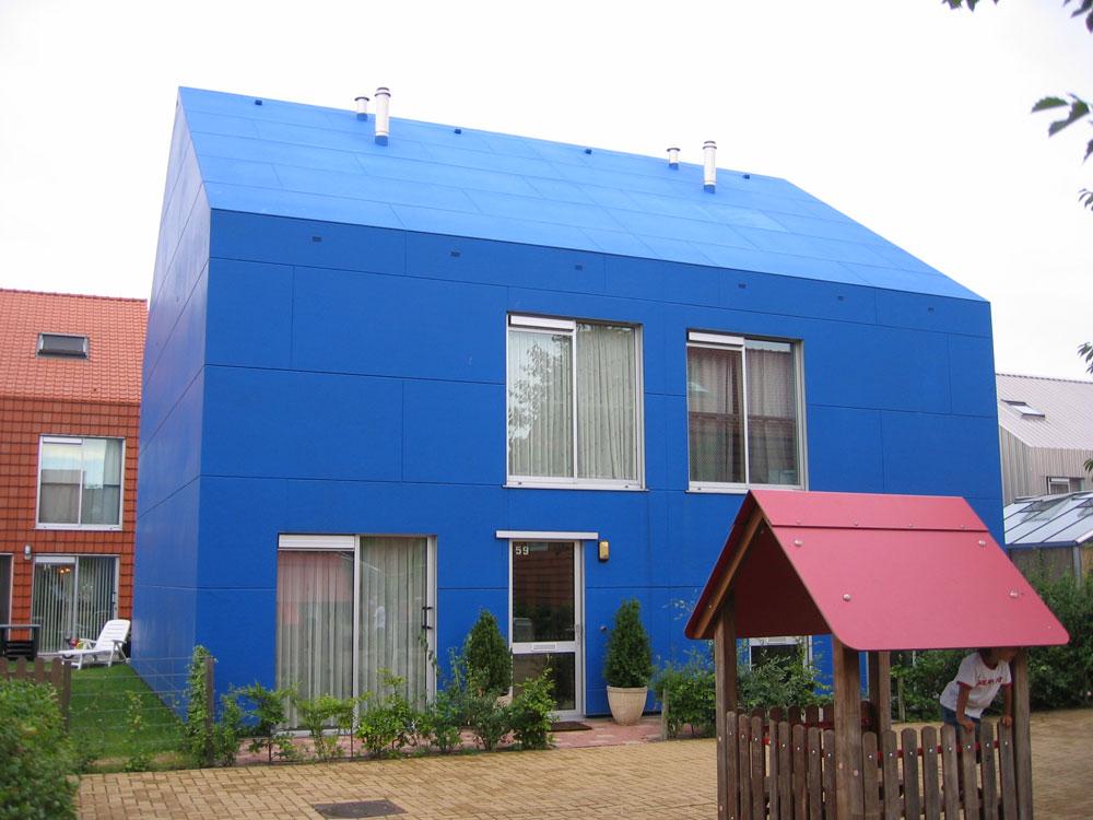 Detached Houses By Mvrdv Facadeworld