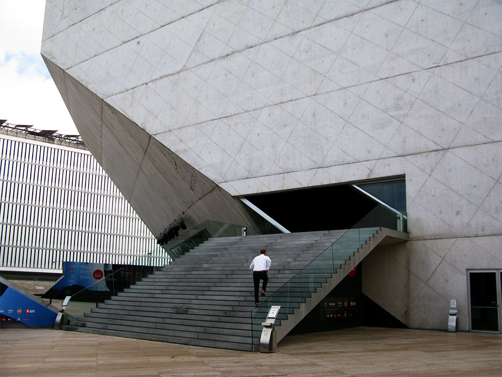 Casa del a musica porto facadeworld for Casa musica microcentro