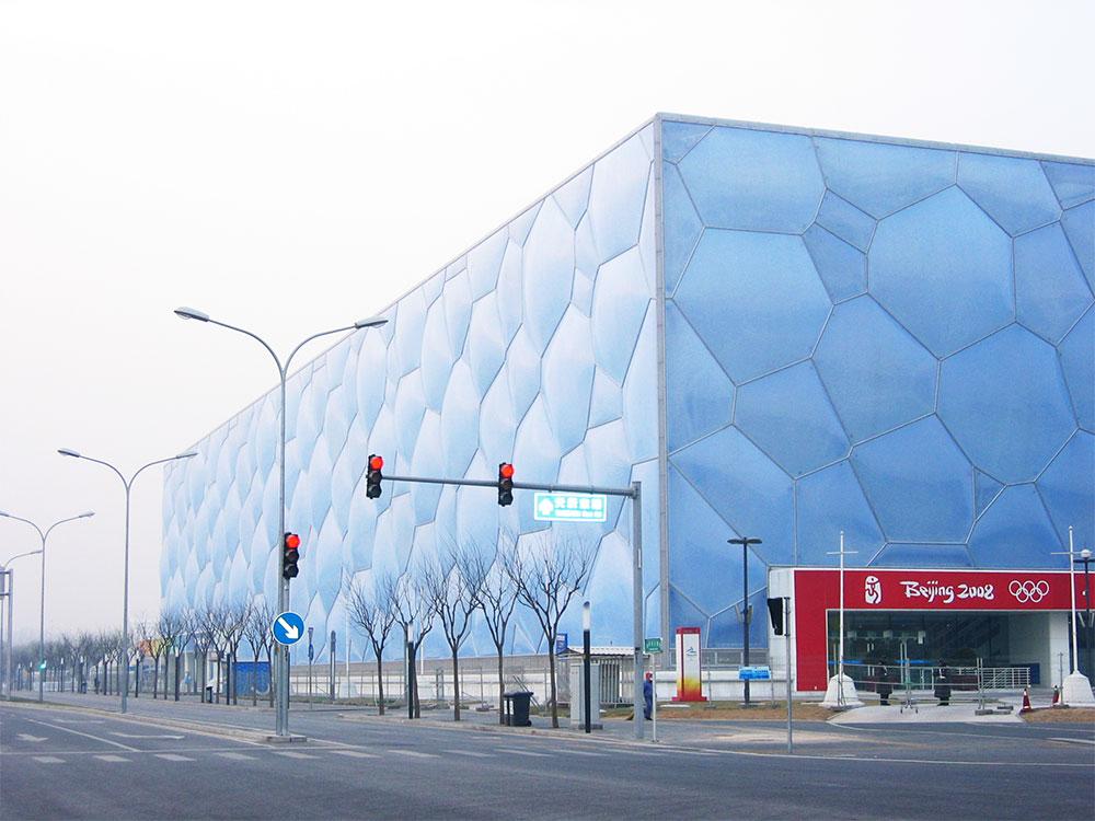 Water Cube Beijing Facadeworld