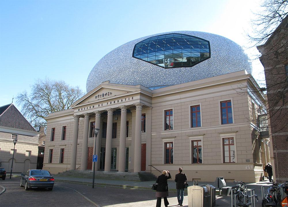 Museum De Fundatie Zwolle Facadeworld