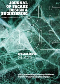 Journal of Facade design and engineering- cover